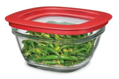 Glass with Easy Find Lids DISCONTINUED Rubbermaid