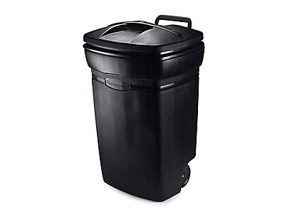 45 Gal Wheeled Trash Can Rubbermaid