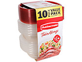 TakeAlongs 10 Count Square Mix