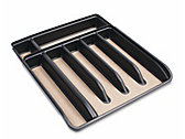 No Slip Adjustable Cutlery Tray