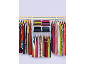 Closet Helper™ Shelf and Hang Unit