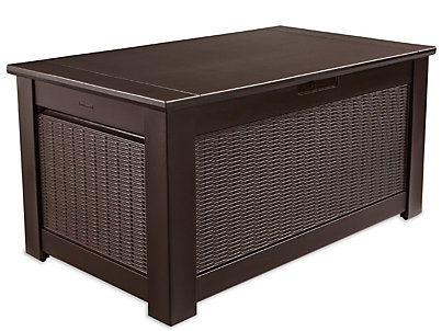 Patio Series Storage Bench Rubbermaid