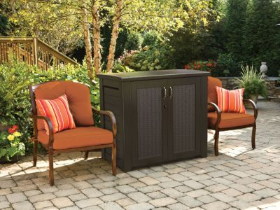 Patio Deck Storage Boxes Home Design Ideas And Pictures