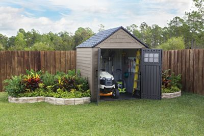 - Outdoor Sheds & Storage