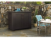 Patio Chic Storage Cabinet
