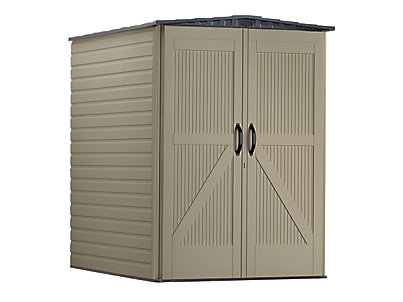 Roughneck 174 Large Vertical Shed Rubbermaid