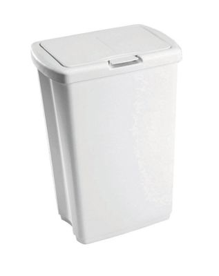 Spring Top Waste Cans Rubbermaid