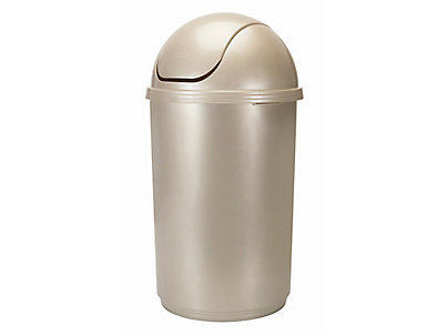 Swing In Bullet Waste Can Discontinued Rubbermaid