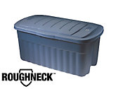 Roughneck Jumbo Hinged Storage Box - 40 gal