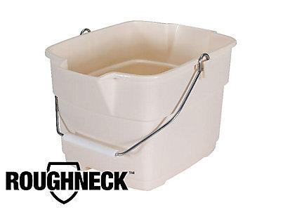 15 Qt Roughneck Bucket Rubbermaid