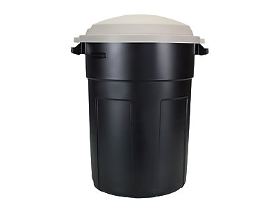 32 gal roughneck non wheeled trash can - Rubbermaid Trash Cans