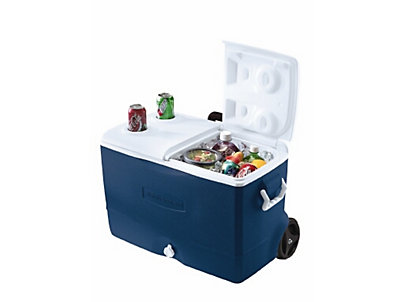 50 Qt Wheeled 5 Day Cooler Rubbermaid