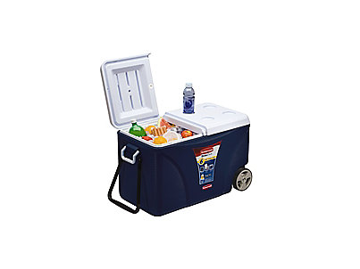 75 Qt Durachill Wheeled 6 Day Cooler Rubbermaid