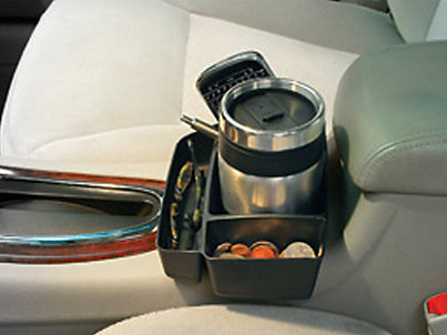 Deluxe Cup Holder Organizer Rubbermaid