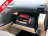 Rubbermaid glove box organizer