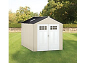 Large Vertical Storage Shed | Rubbermaid