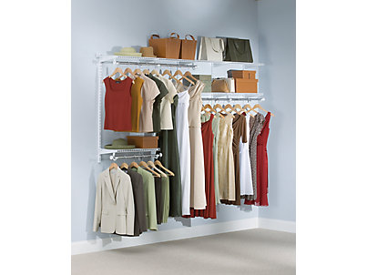 Rubbermaid Closets Lowes Home 10 Ft