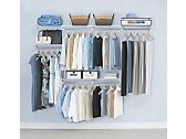 4-8 ft Classic Configurations Closet Kit