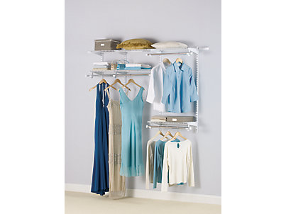 Custom Closet Kits Lowes Home Design Ideas