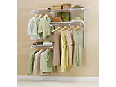 3-6 ft HomeFree series Closet Kit