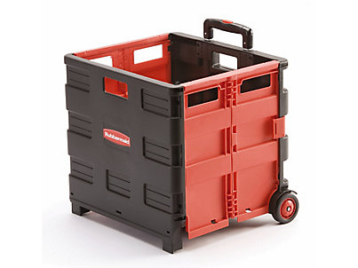 Collapsible Cargo Crate Discontinued Rubbermaid