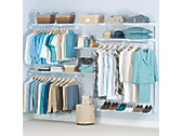 6-10 ft HomeFree series Closet Kit