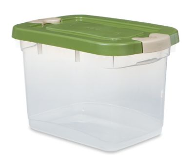 Roughneck Clear Rubbermaid
