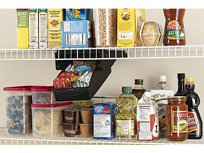 Pantry Organization Rubbermaid