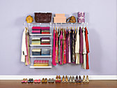 Closet Helper™ 4-Shelf Unit
