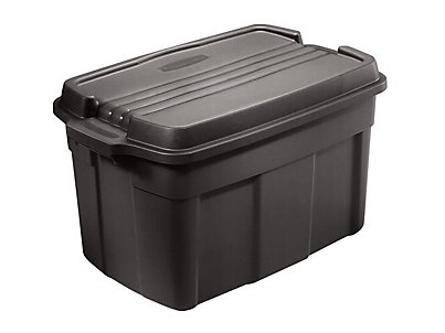 37 Gal - Recycled Storage Box - DISCONTINUED  sc 1 st  Rubbermaid & 37 Gal - Recycled Storage Box - DISCONTINUED | Rubbermaid