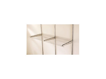 rubbermaid wire shelving installation instructions
