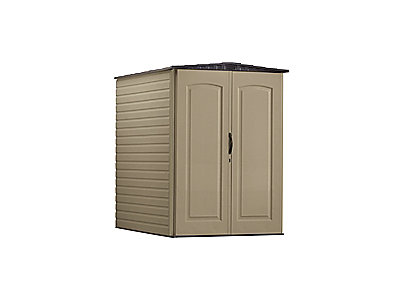 Roughneck Large Storage Shed Discontinued Rubbermaid