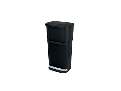 Indoor Waste Cans-Covered | Rubbermaid