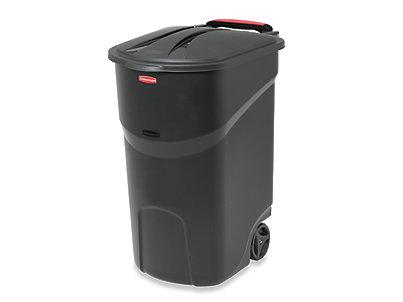 Delicieux 45 Gallon Roughneck Wheeled Trash Can