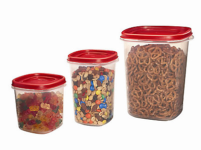 Easy Find Lids Canisters Rubbermaid
