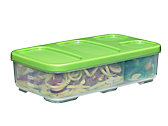 Entrée Container with Dividers