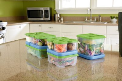 LunchBlox Containers Rubbermaid