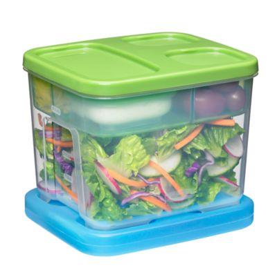 LunchBlox Salad Kit Rubbermaid