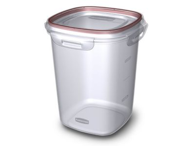 Lock Its Canisters Rubbermaid
