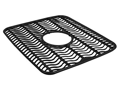Kitchen Sink Mats Sink protectors rubbermaid home sink protectors fg129506bla71691424451oop workwithnaturefo