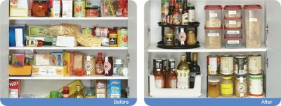 Improving Your Pantry Rubbermaid