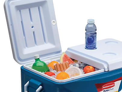 Keep Your Cooler Cold For Up to Five Days | Rubbermaid