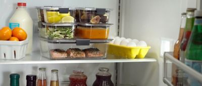 Brilliance Food Storage Containers