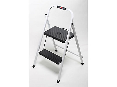 2-Step Lightweight Steel Step Stool  sc 1 st  Rubbermaid & 2-Step Lightweight Steel Step Stool | Rubbermaid islam-shia.org