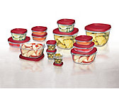40-pc. Set Easy Find Lids