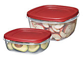 Value Pack: 9 cup / 14 cup Easy Find Lids