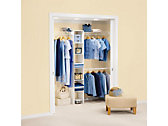 5-8 ft Closet Kit with Laminate Tower