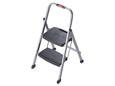 Sensational 2 Step Steel Stool Rubbermaid Short Links Chair Design For Home Short Linksinfo