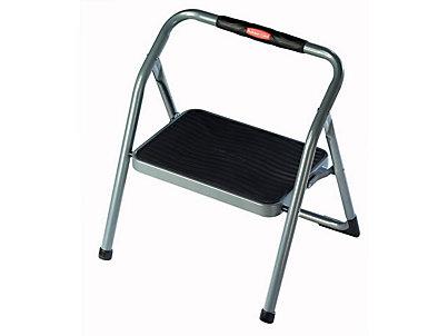 Stupendous 1 Step Rubbermaid Step Stool Discontinued Rubbermaid Machost Co Dining Chair Design Ideas Machostcouk